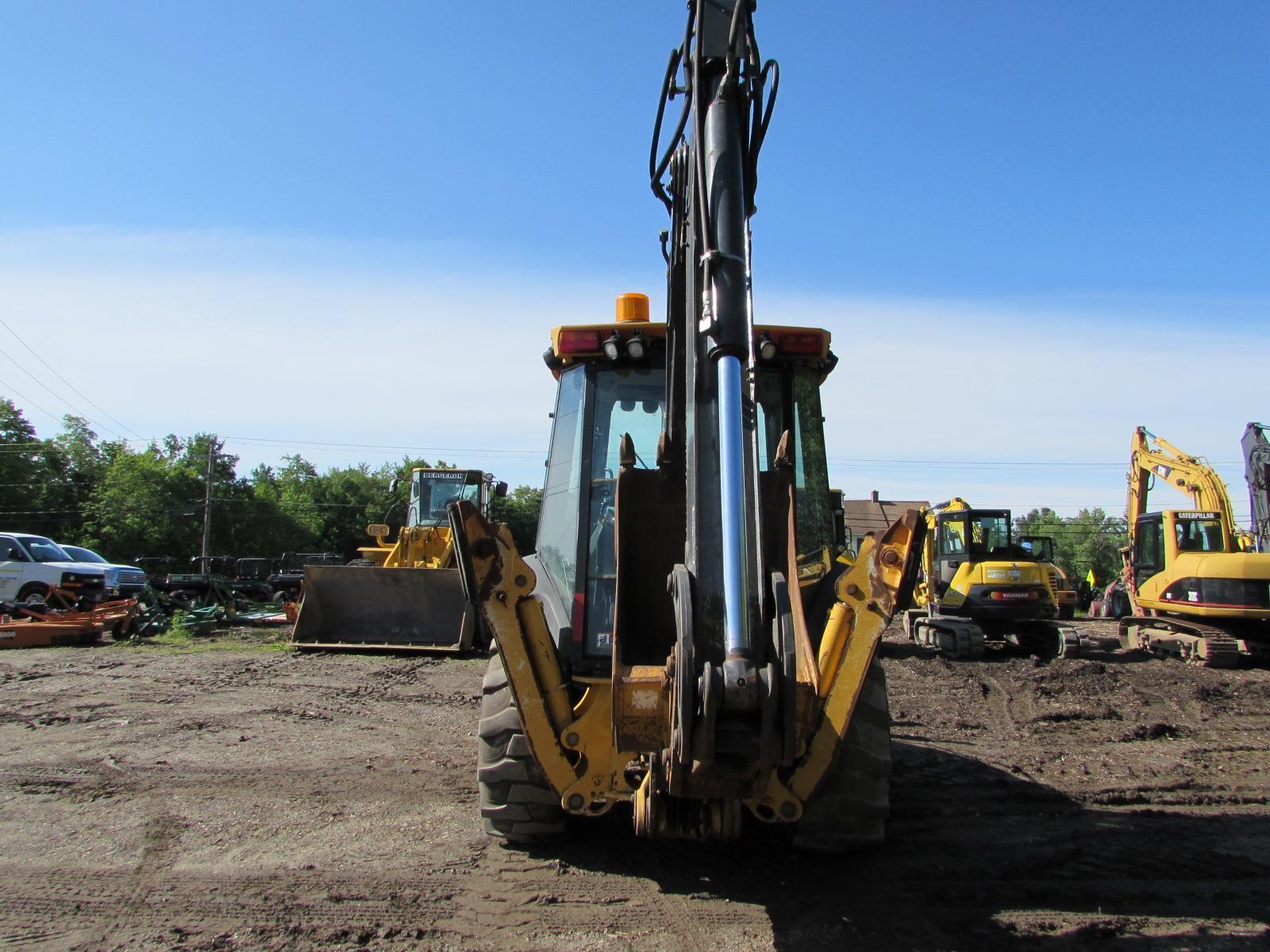 Detail photo of 2011 John Deere 310SJ from Construction Equipment Guide