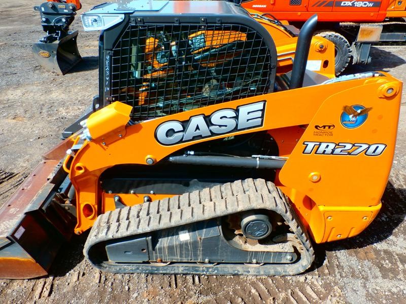 Detail photo of 2014 Case TR270 from Construction Equipment Guide