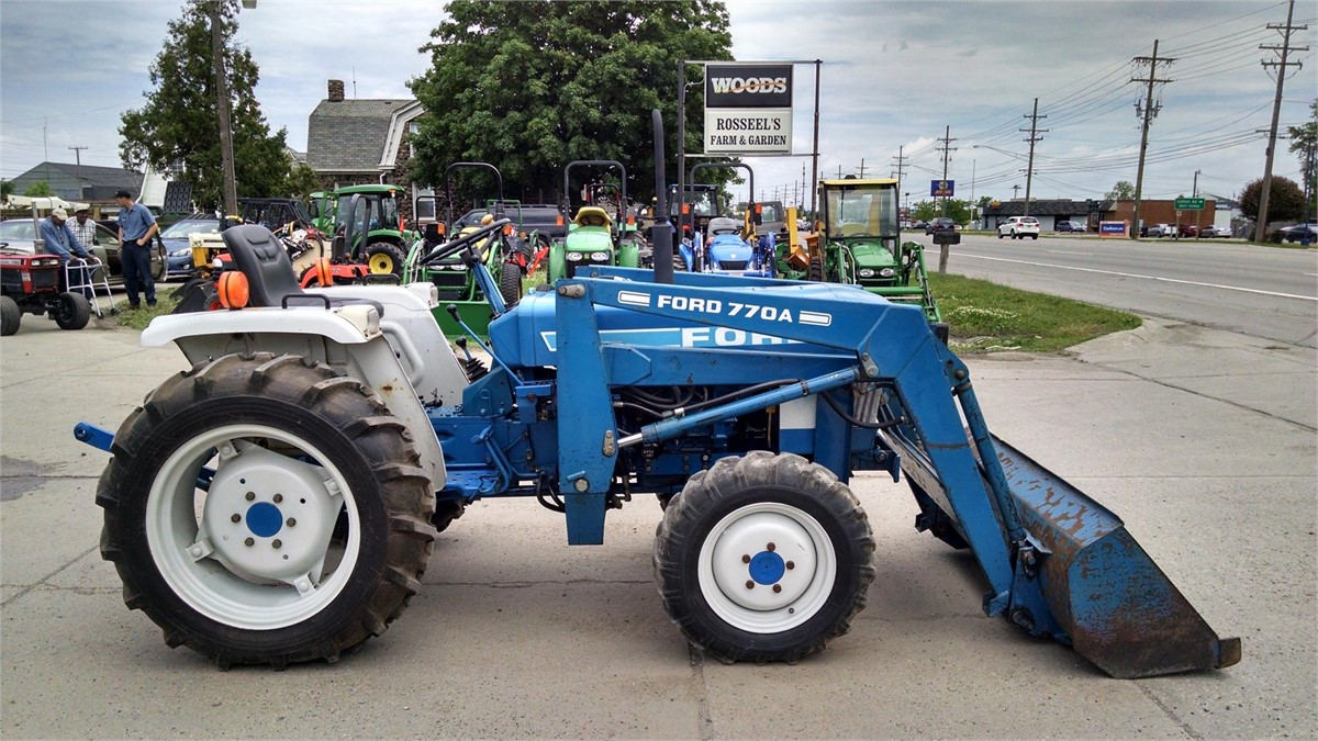 Ford 1710 Tractor Engine : Tractorhouse ford for sale