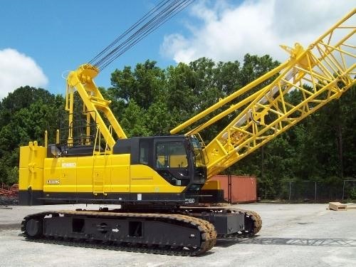Detail photo of 2015 Kobelco CK1100G from Construction Equipment Guide
