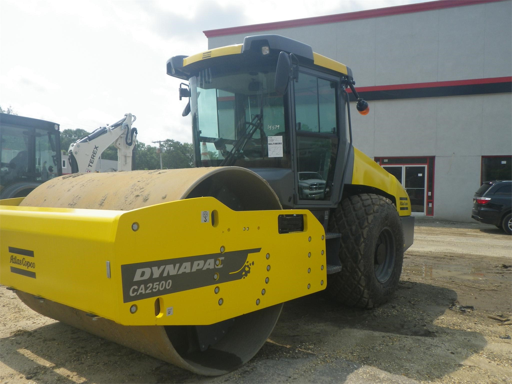 Detail photo of 2015 Atlas Copco CA2500D from Construction Equipment Guide