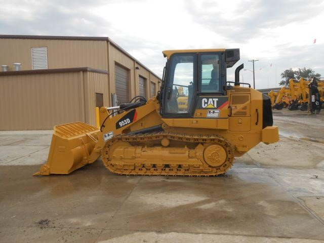 Detail photo of 2008 Caterpillar 953D from Construction Equipment Guide