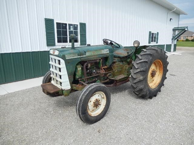 550 Oliver Tractor With Loader : Wisconsin ag connection oliver  hp tractors for