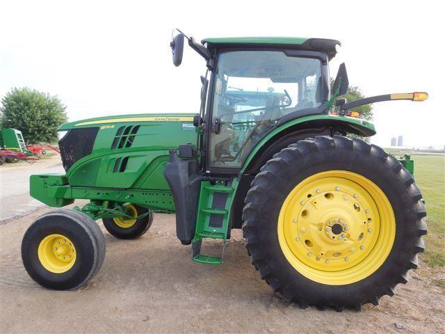 2011 JOHN DEERE 6170R 100-174 HP Tractor
