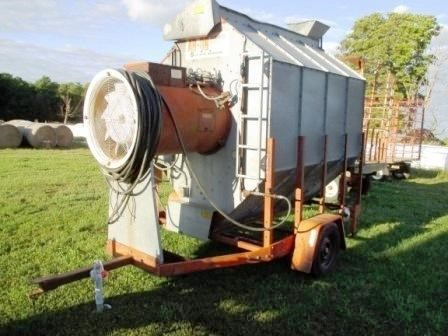 FARM FANS AB8B Grain Dryer