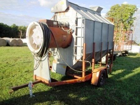 FARM FANS AB8B Grain Dryer