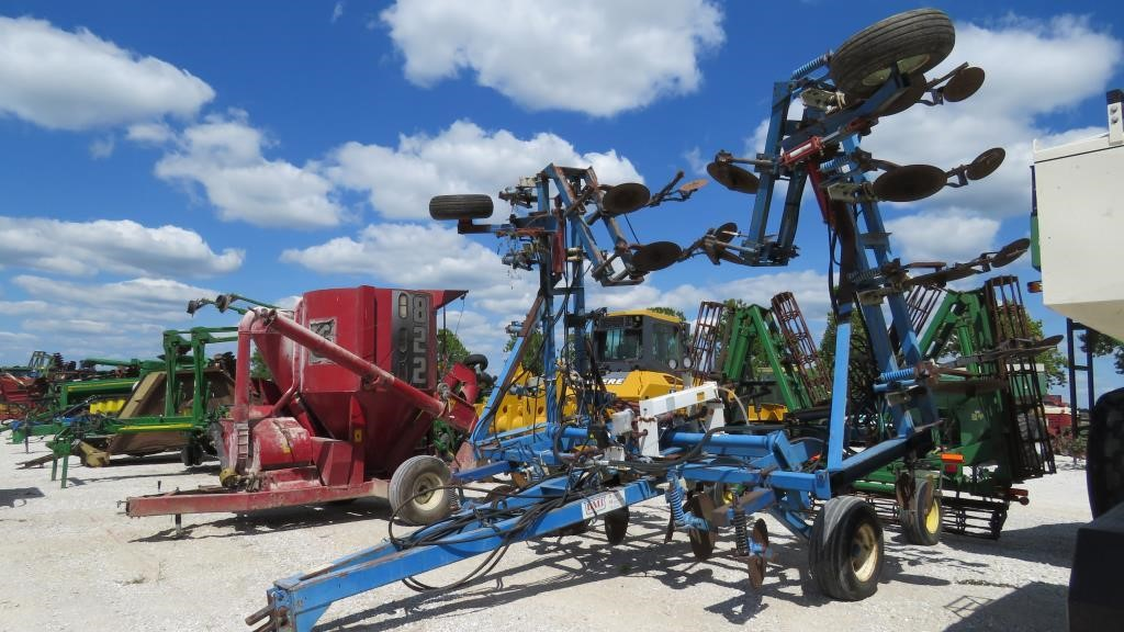 New Anhydrous Applicators, Used