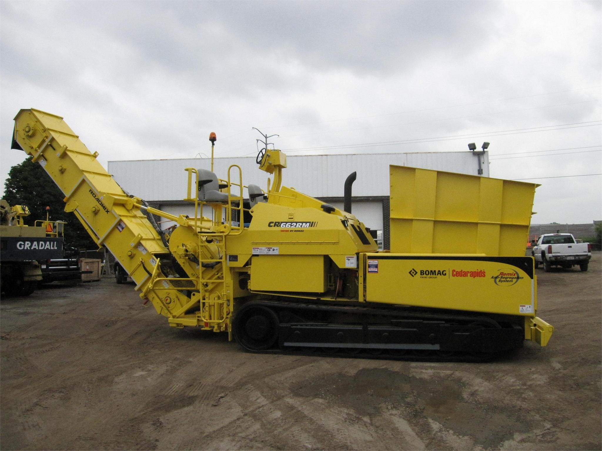 Detail photo of 2015 Bomag CR662RM from Construction Equipment Guide