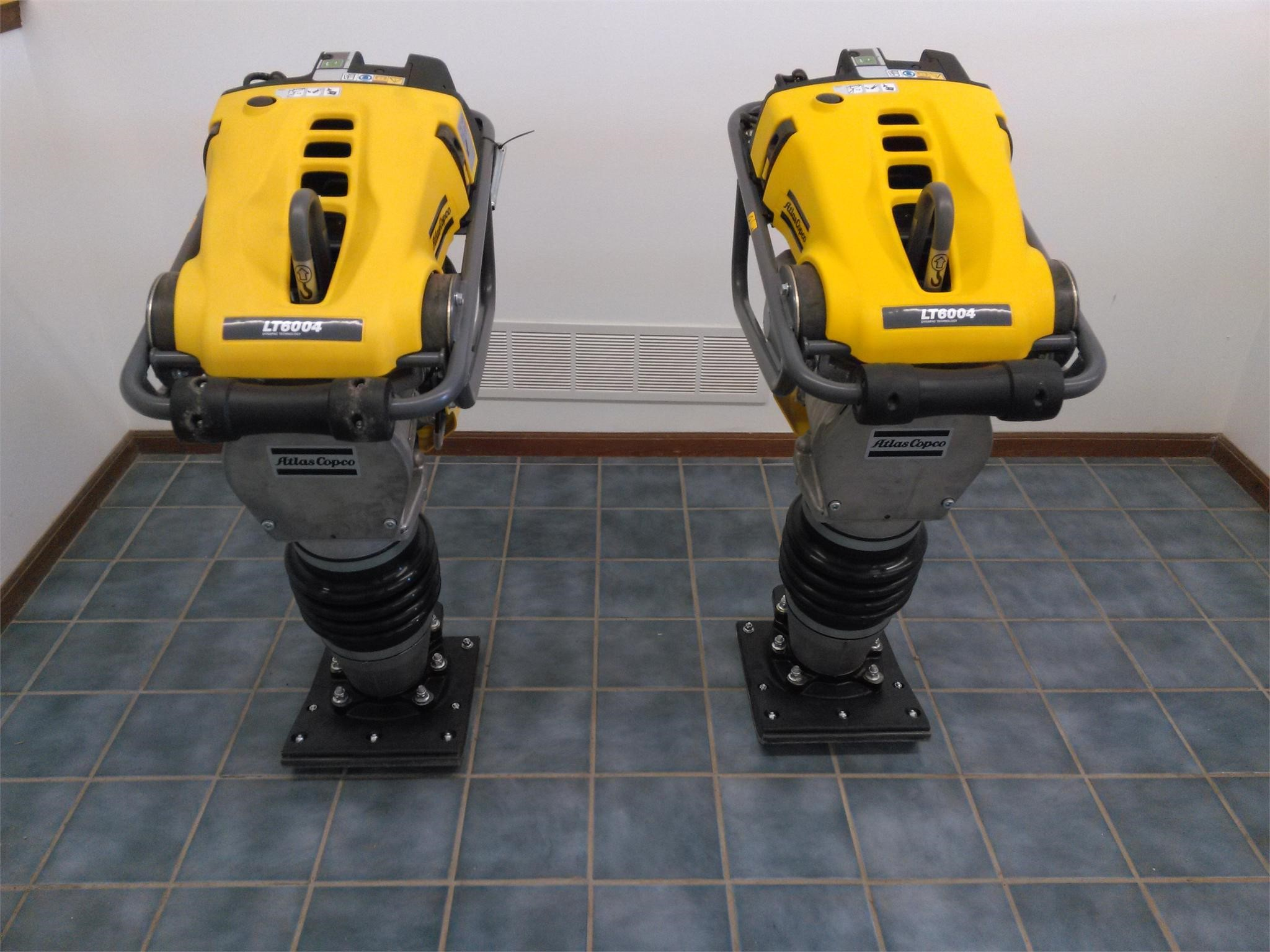 Detail photo of  Atlas Copco LT6004 from Construction Equipment Guide
