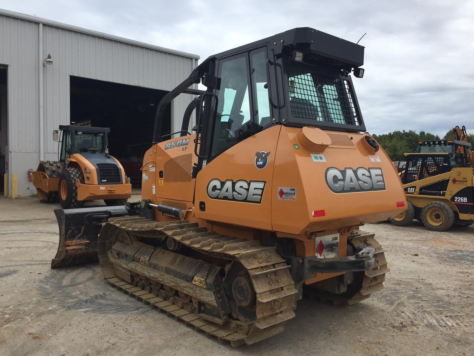 Detail photo of 2014 Case 850M from Construction Equipment Guide