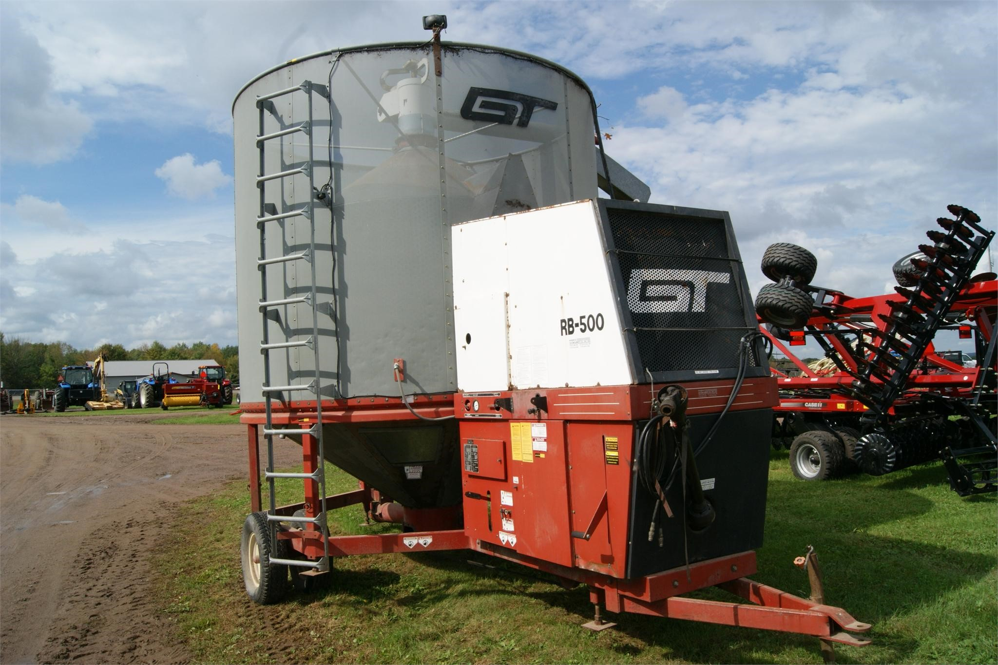 1998 GT RB500 Grain Dryer