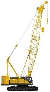 Detail photo of 2017 Kobelco CK1600G from Construction Equipment Guide