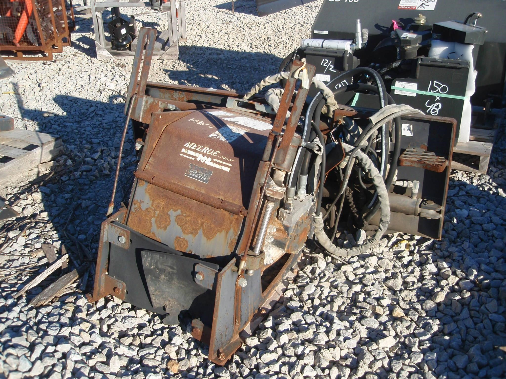 Detail photo of 1990 Bobcat PLANER 24 from Construction Equipment Guide