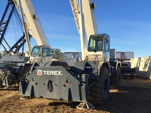 Detail photo of 2011 Terex RT 670 from Construction Equipment Guide