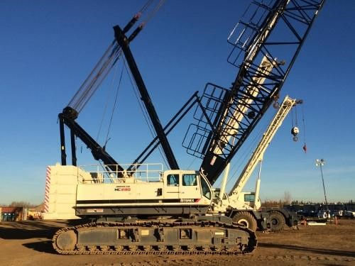 Detail photo of 2013 Terex LRT230E from Construction Equipment Guide