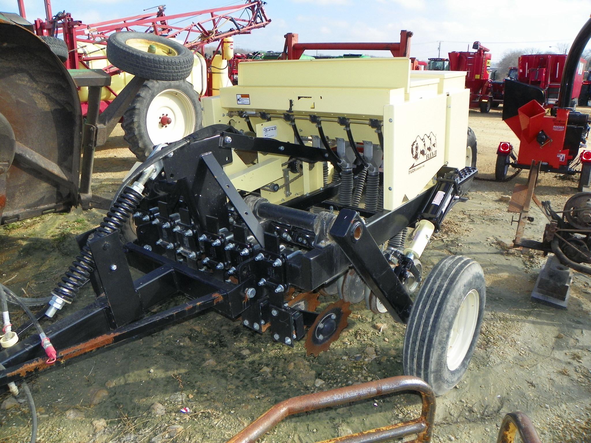 2009 TRUAX FLXII-86 Grain Drill