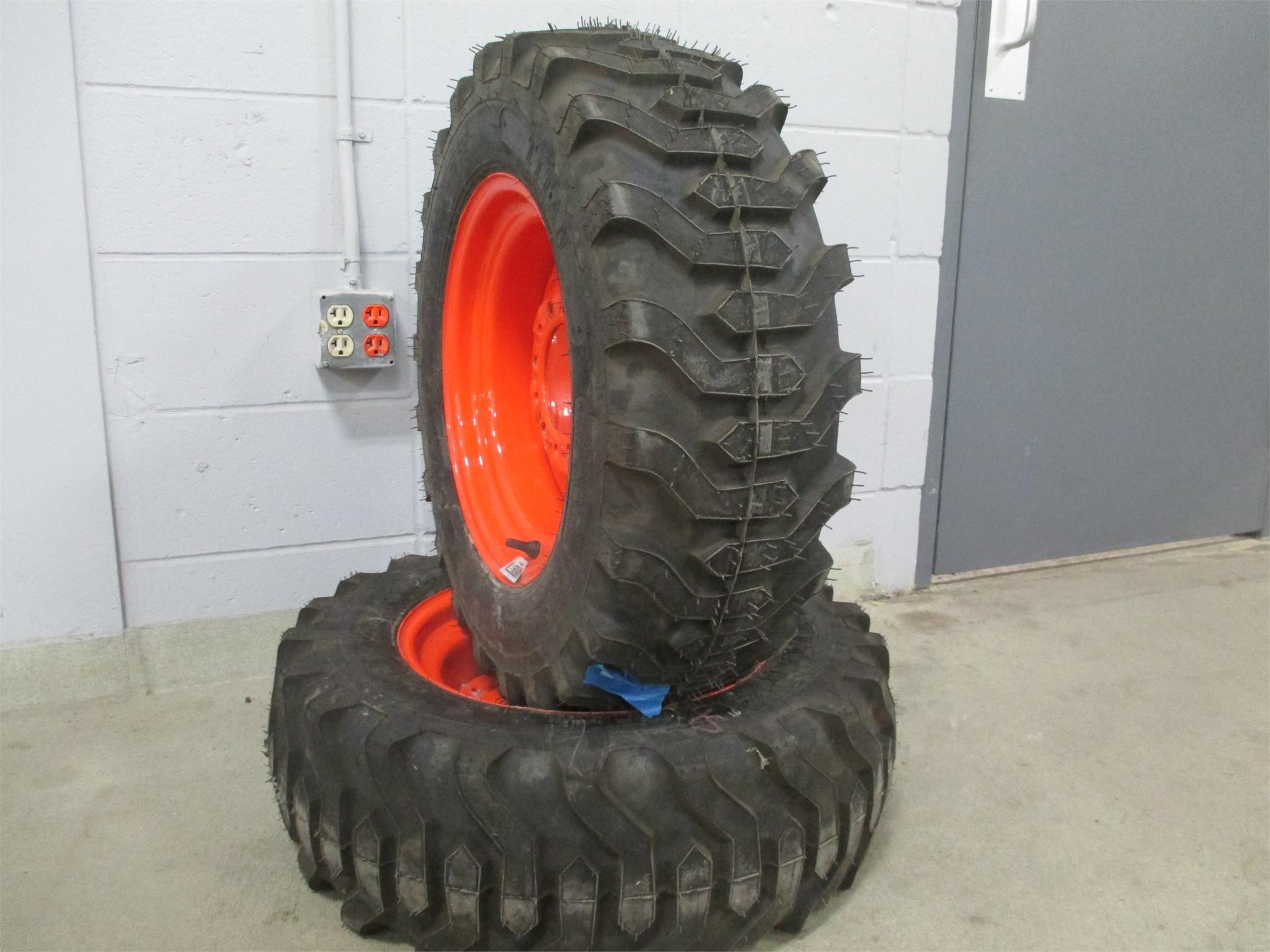 Kubota Tractor Tires And Wheels : New kubota amr attachments tires ebay