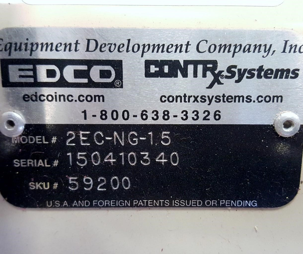 Detail photo of 2015 Edco 2ECNG1.5 from Construction Equipment Guide