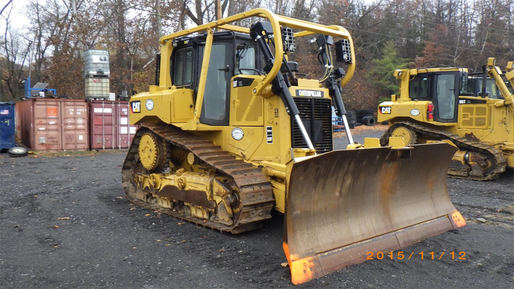 Detail photo of 2012 Caterpillar D6T XL from Construction Equipment Guide