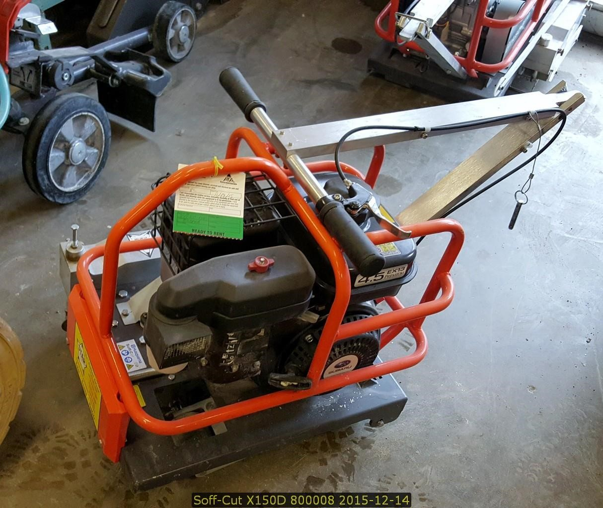 Detail photo of 2014 Soff Cut X150D PROWLER from Construction Equipment Guide