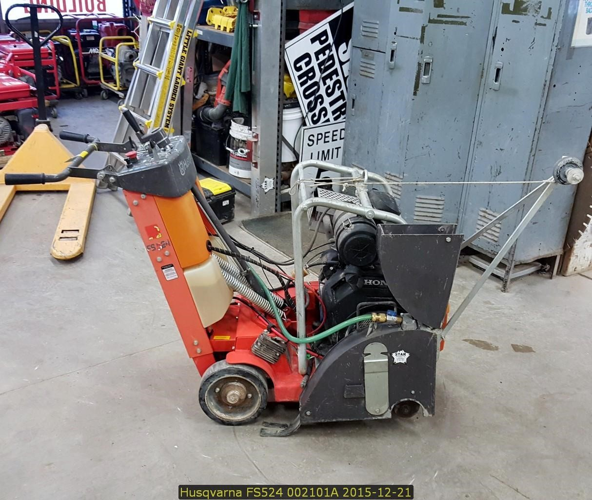 Detail photo of 2013 Husqvarna FS524 from Construction Equipment Guide