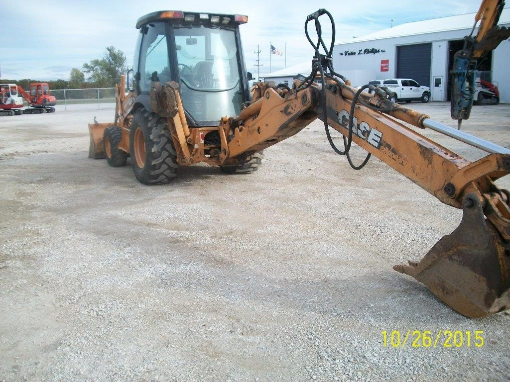 Detail photo of 2008 Case 580 SM III from Construction Equipment Guide