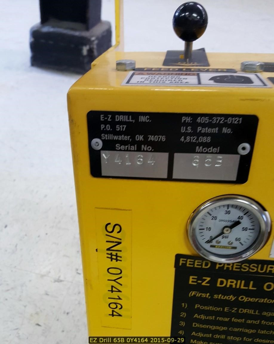 Detail photo of 2011 E-Z Drill 65B from Construction Equipment Guide