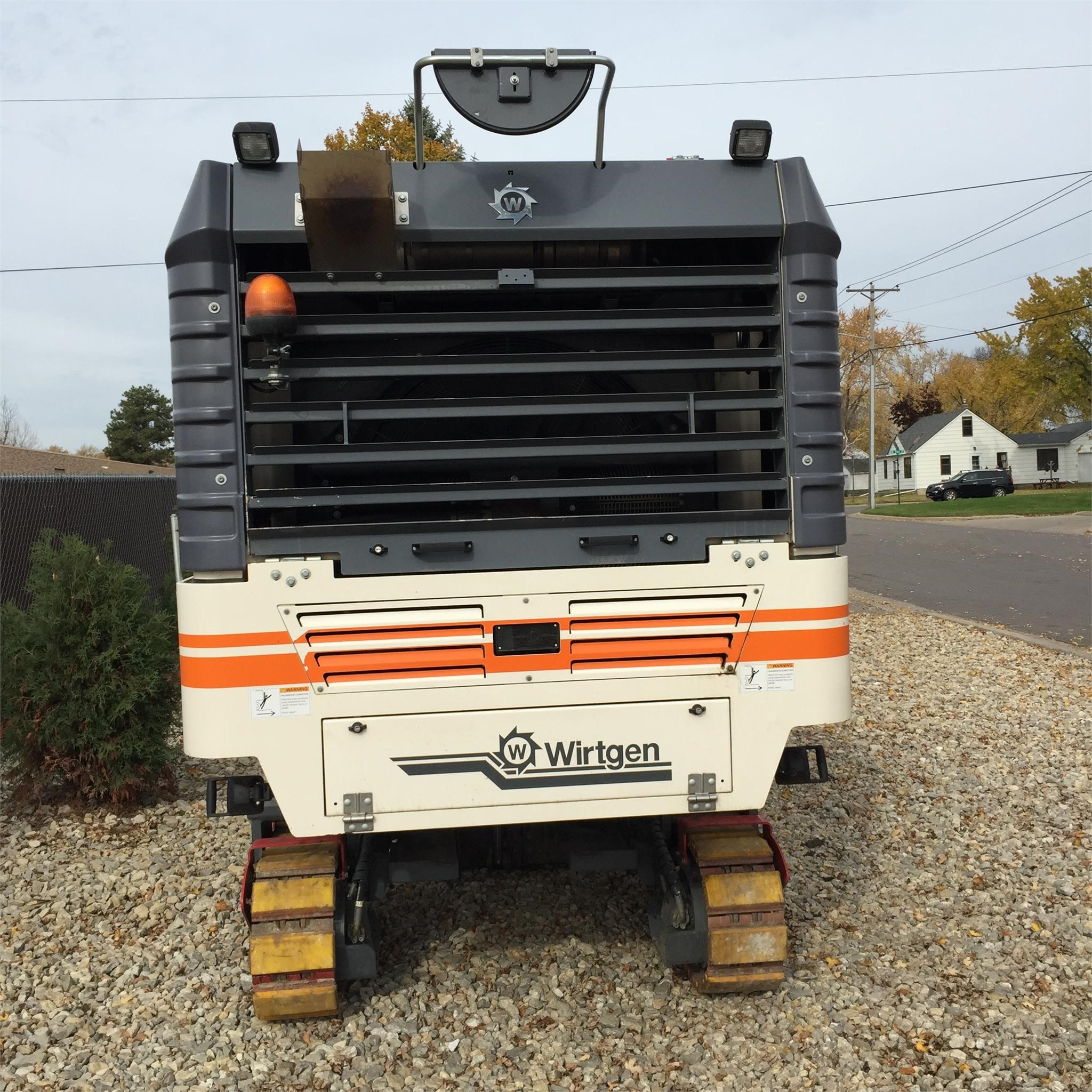 Detail photo of 2014 Wirtgen  W150I from Construction Equipment Guide