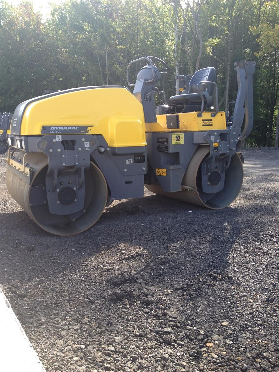 Detail photo of 2014 Dynapac CC1300 from Construction Equipment Guide