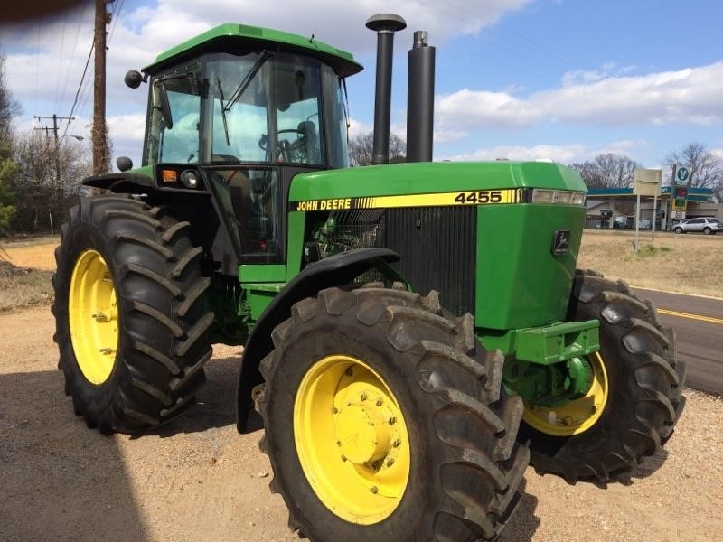 Tractor Lights 1990 : John deere tractors hp to for