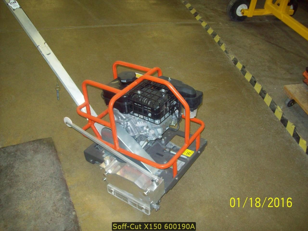 Detail photo of 2015 Soff Cut X150 PROWLER from Construction Equipment Guide