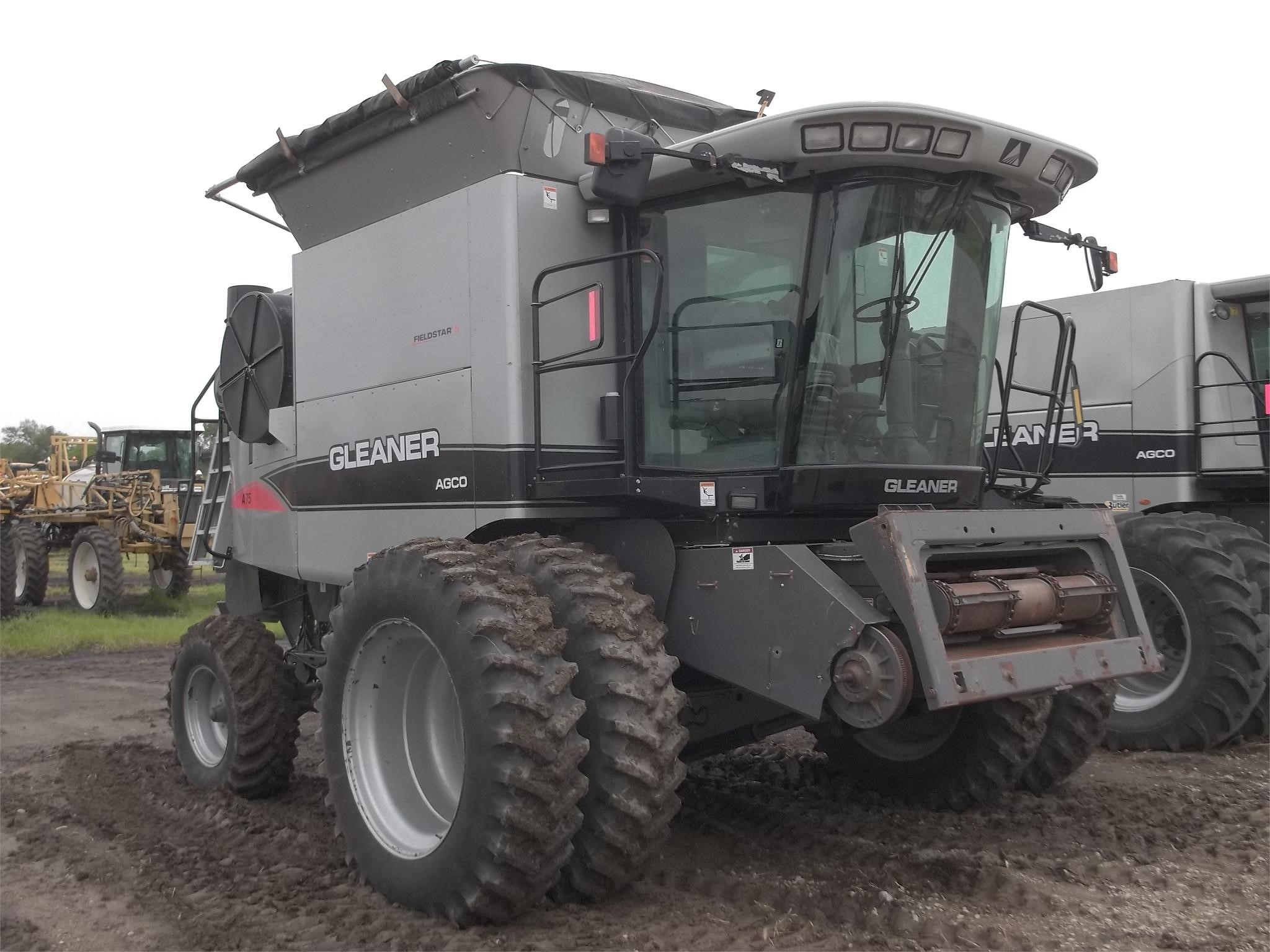 2007 Gleaner A75 Butler Machinery