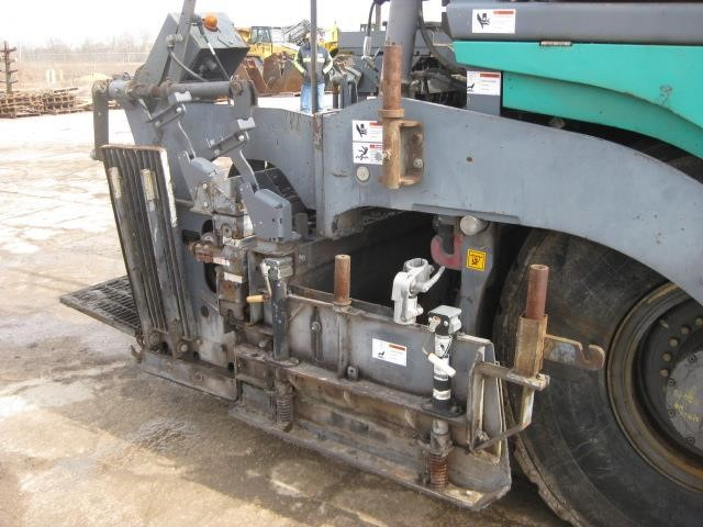 Detail photo of 2008 VÖGELE VISION 5203-2 from Construction Equipment Guide