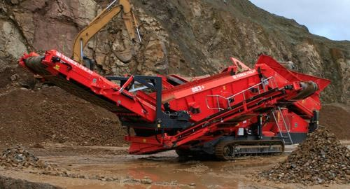 Detail photo of 2017 Terex 883+ from Construction Equipment Guide