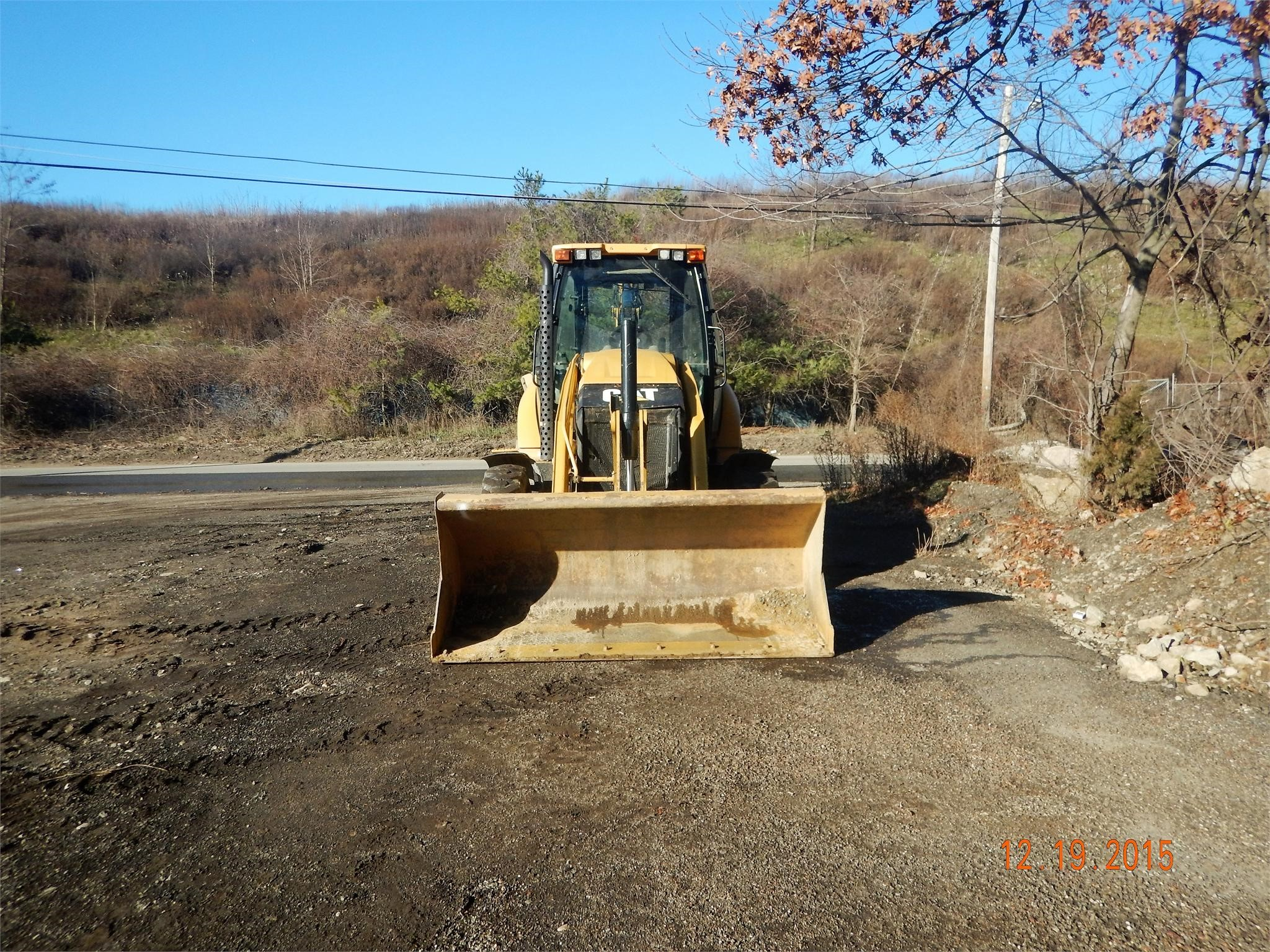 Detail photo of 2012 Caterpillar 420F from Construction Equipment Guide