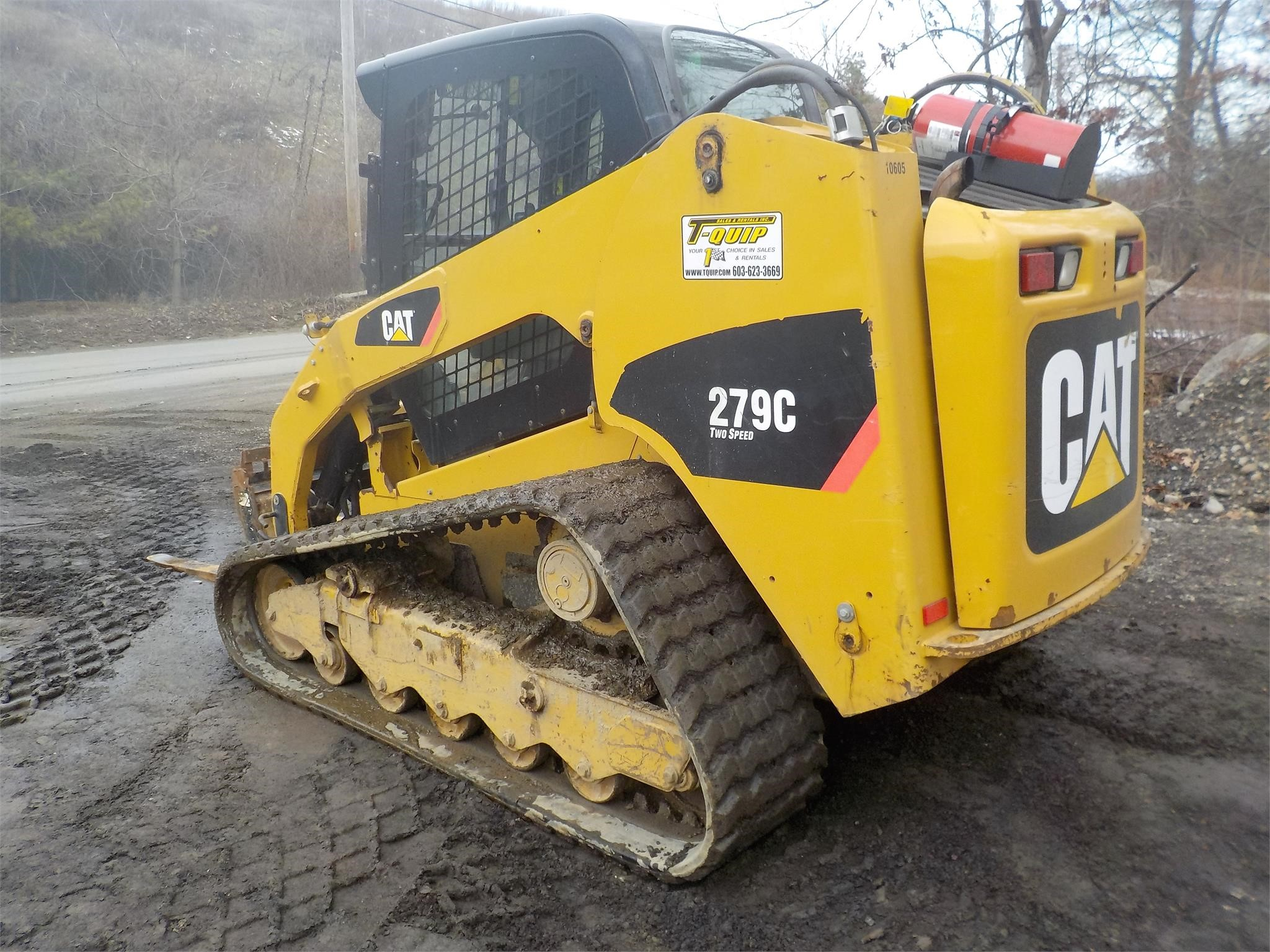 Detail photo of 2010 Caterpillar 279C from Construction Equipment Guide