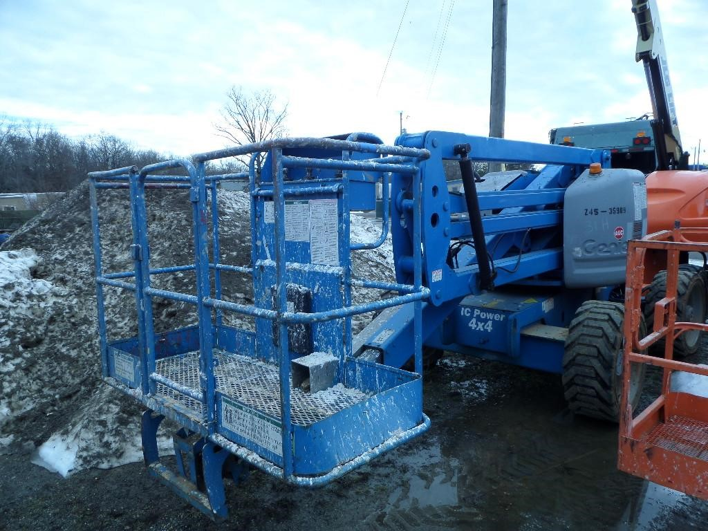 Detail photo of 2008 Genie Z-45/25J IC from Construction Equipment Guide