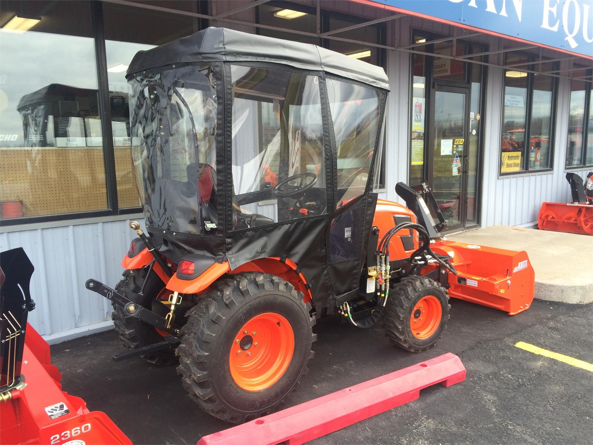 Detail photo of 2016 KIOTI CK2510HST from Construction Equipment Guide