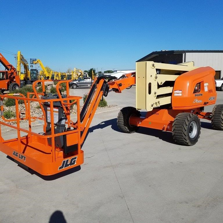 Detail photo of 2016 JLG 450 AJ from Construction Equipment Guide