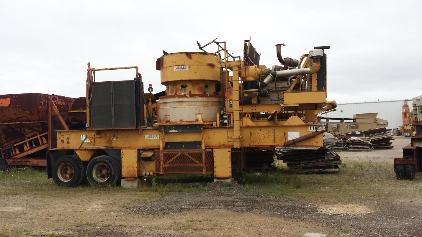 Detail photo of 1992 Boliden Allis 500 from Construction Equipment Guide