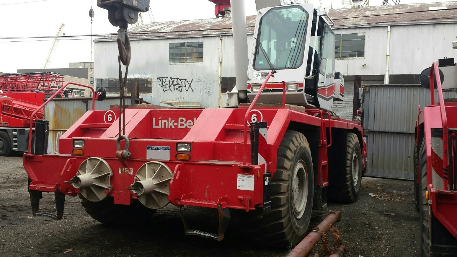Detail photo of 1999 Link-Belt RTC-8040 II from Construction Equipment Guide