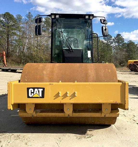 Detail photo of 2014 Caterpillar CS66B from Construction Equipment Guide