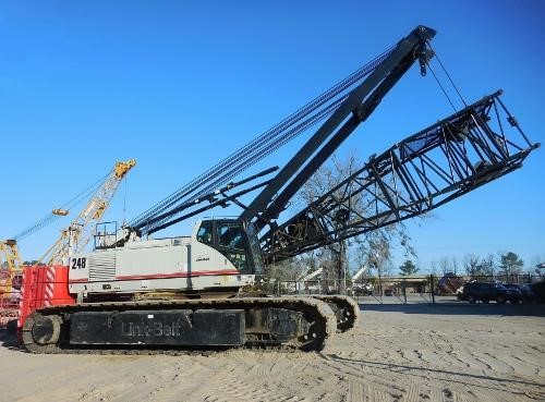 Detail photo of 2012 Link-Belt LS-248H V from Construction Equipment Guide