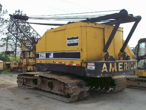 Detail photo of 1977 American 5299 from Construction Equipment Guide