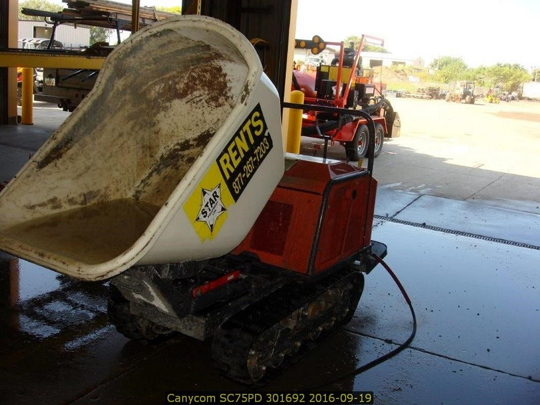 Detail photo of 2015 Canycom SC75 from Construction Equipment Guide