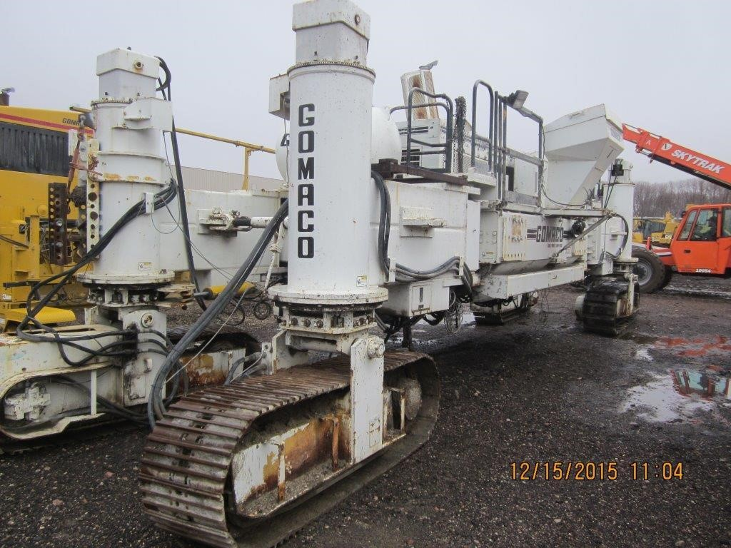 Detail photo of 1996 Gomaco GHP2800 from Construction Equipment Guide