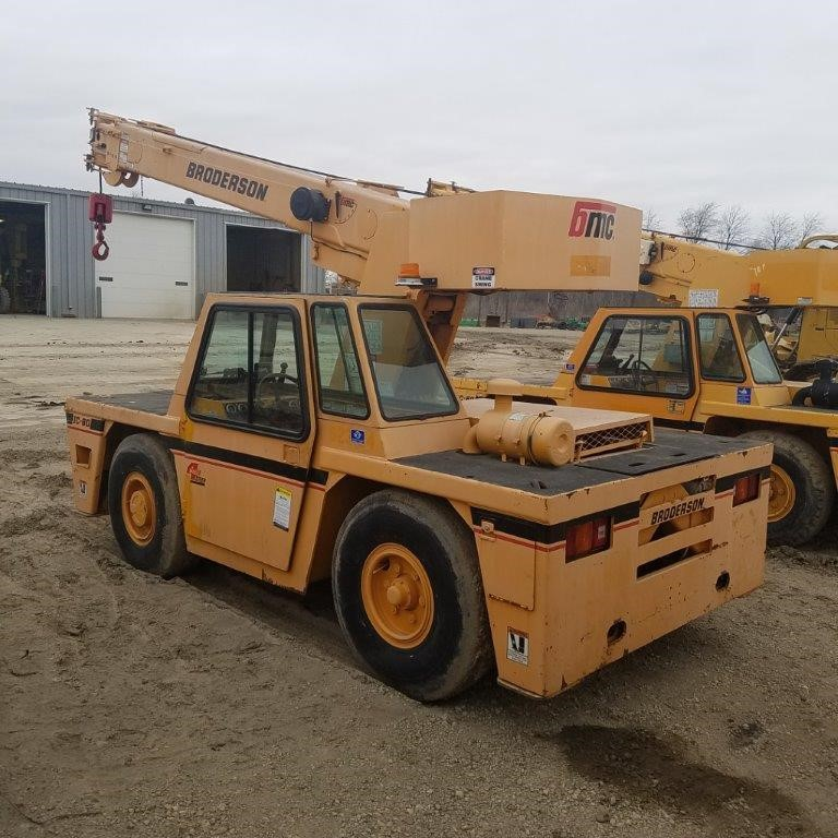 Detail photo of 2007 Broderson IC-80-3G from Construction Equipment Guide