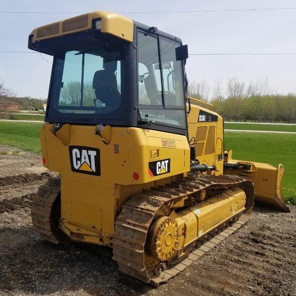 Detail photo of 2011 Caterpillar D3K II from Construction Equipment Guide