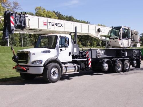 Detail photo of 2017 Terex CROSSOVER 4500L from Construction Equipment Guide