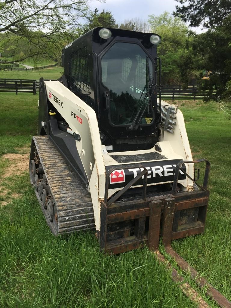Detail photo of 2013 Terex PT-110 from Construction Equipment Guide